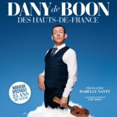 Ticketpass : Zenith de Pau DANY BOON