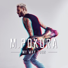 Ticketpass : Zenith de Pau M POKORA - MY WAY TOUR