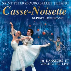 Ticketpass : Zenith de Pau CASSE NOISETTE