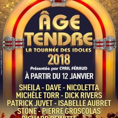 Ticketpass : Zenith de Pau AGE TENDRE