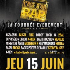 Ticketpass : Zenith de Pau L AGE D OR DU RAP FRANCAIS