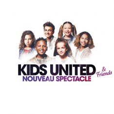 Ticketpass : Zenith de Pau KIDS UNITED
