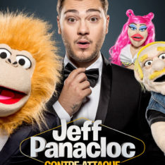 Ticketpass : Zenith de Pau JEFF PANACLOC contre-attaque