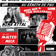 Ticketpass : Zenith de Pau NICO GARDEL & THE HEADBANGERS