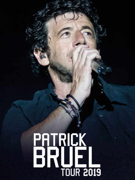 Ticketpass : Zenith de Pau PATRICK BRUEL TOUR 2019