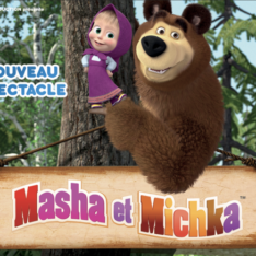 MASHA ET MICHKA sur Ticketpass