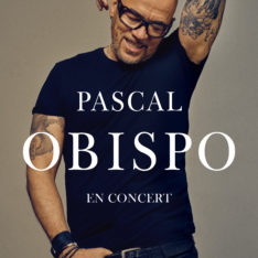 PASCAL OBISPO sur Ticketpass