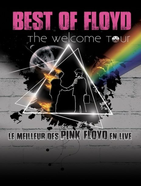 Ticketpass : Zenith de Pau BEST OF FLOYD