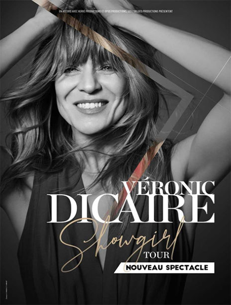 Ticketpass : Zenith de Pau VERONIC DICAIRE