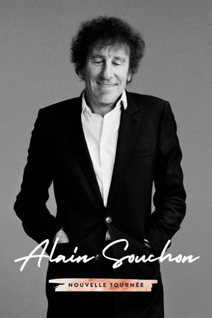 ALAIN SOUCHON sur Ticketpass