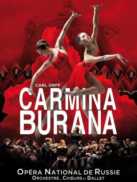 CARMINA BURANA sur Ticketpass