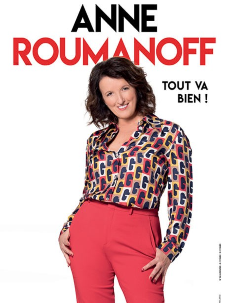Ticketpass : Zenith de Pau ANNE ROUMANOFF
