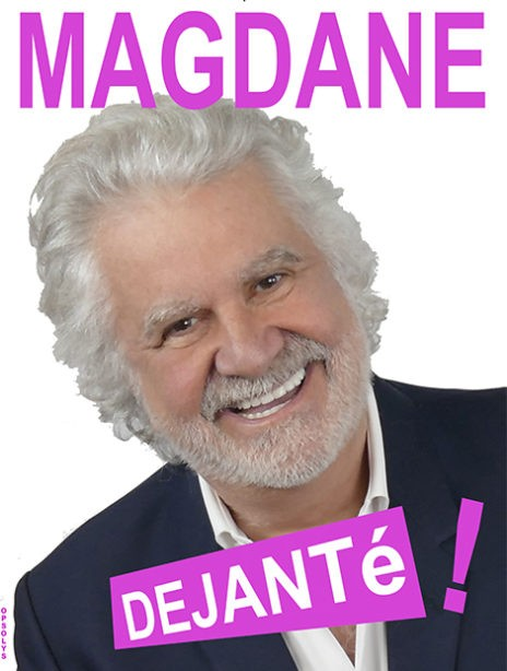 ROLAND MAGDANE sur Ticketpass