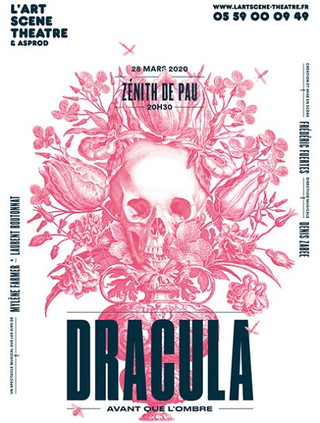 Ticketpass : Zenith de Pau DRACULA