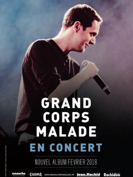 GRAND CORPS MALADE sur Ticketpass