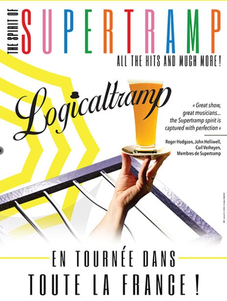 Ticketpass : Zenith de Pau LOGICALTRAMP