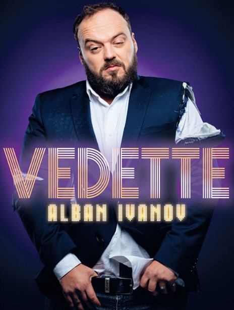 Ticketpass : Zenith de Pau ALBAN IVANOV
