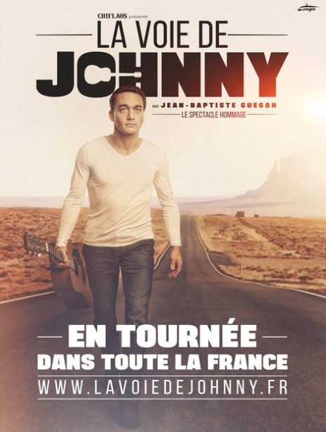 LA VOIE DE JOHNNY sur Ticketpass