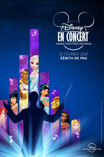 DISNEY EN CONCERT  sur Ticketpass