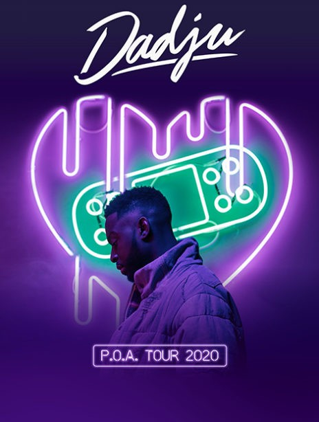 DADJU sur Ticketpass