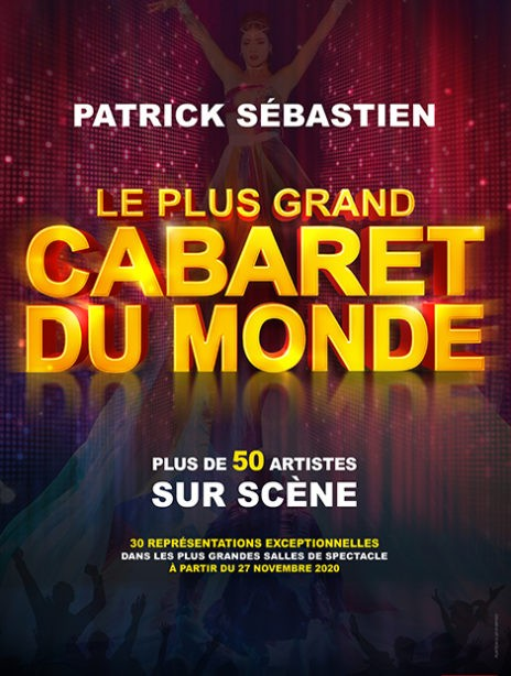 Ticketpass : Zenith de Pau LE PLUS GRAND CABARET DU MONDE