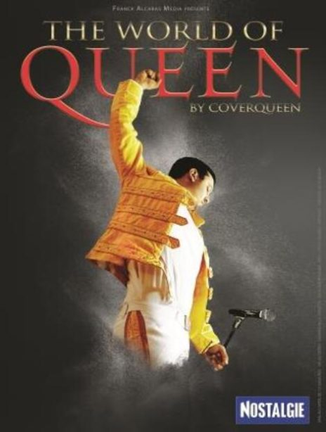 Ticketpass : Zenith de Pau WORLD OF QUEEN