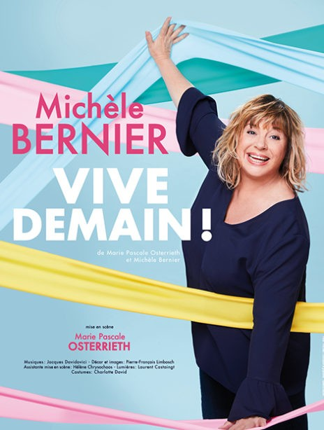 Ticketpass : Zenith de Pau MICHELE BERNIER
