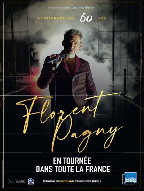 FLORENT PAGNY sur Ticketpass