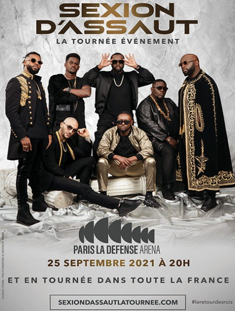 Ticketpass : Zenith de Pau SEXION D ASSAUT